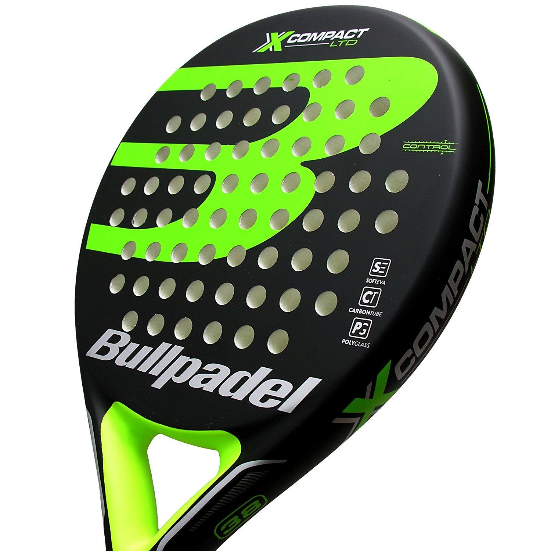 Pala de padel Bullpadel X-Compact LTD Green