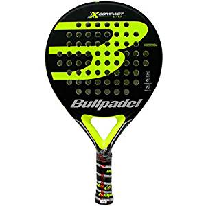 Pala de padel Bullpadel X-Compact LTD Yellow