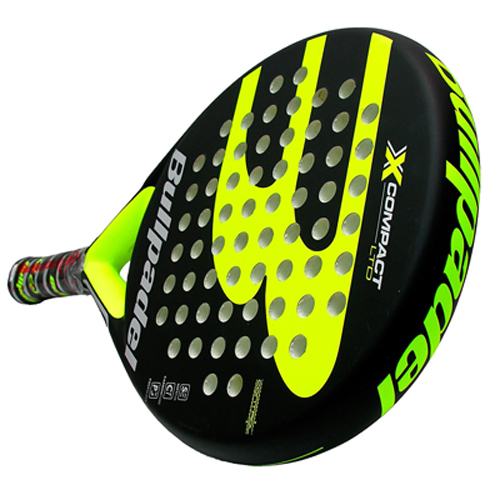 Pala de padel Bullpadel X-Compact LTD Yellow 1