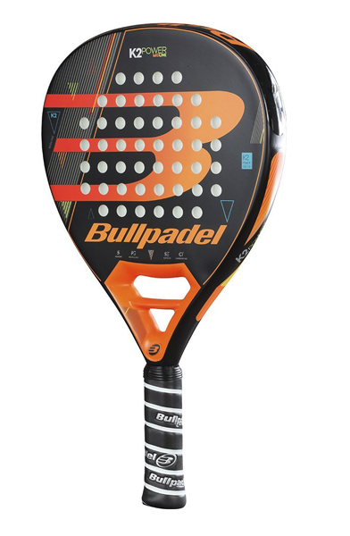 Pala de pádel Bullpadel K2 Power 2018