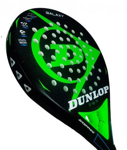 Pala de pádel Dunlop Galaxy 2018