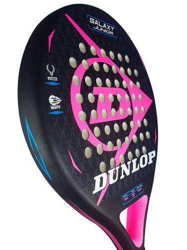Pala de pádel Dunlop Galaxy Junior 2018
