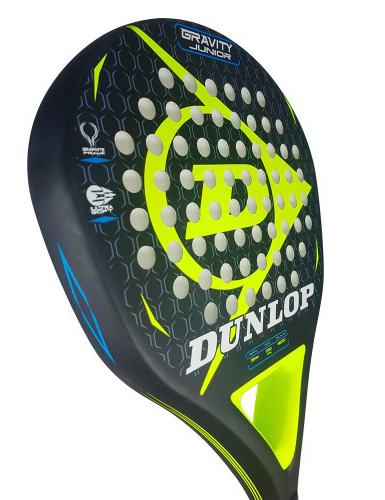 Pala de pádel Dunlop Gravity Junior 2018