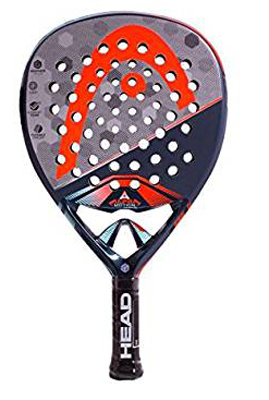 Pala de pádel Head Graphene Alpha Motion 2017